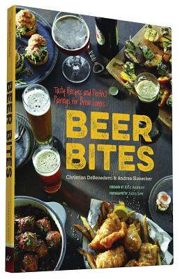 Beer Bites: Tasty Recipes and Perfect Pairings for Brew Lovers Cover Image