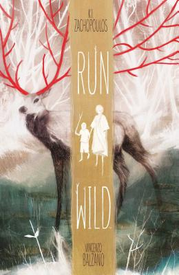 Cover for Run Wild
