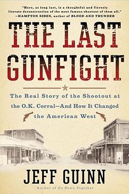 The Last Gunfight Cover