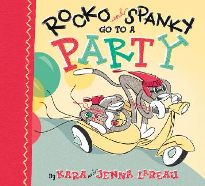 Rocko and Spanky Go to a Party Cover