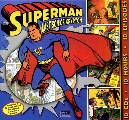 Superman Last Son of Krypton Cover Image