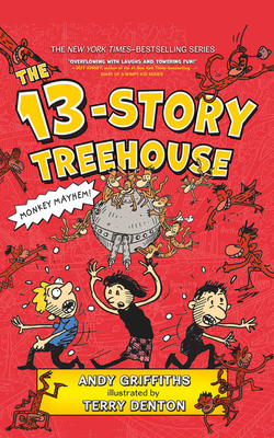 The 13-Story Treehouse Cover Image