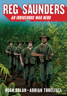 Reg Saunders: An Indigenous War Hero Cover Image