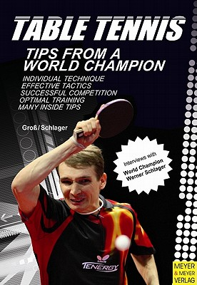 Table Tennis: Tips from a World Champion Cover Image