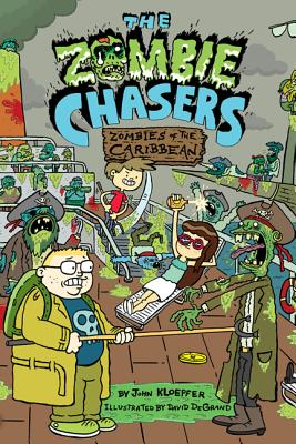 Cover for The Zombie Chasers #6