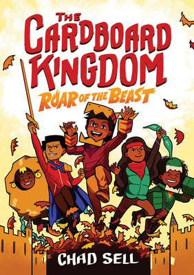 Cover for The Cardboard Kingdom #2