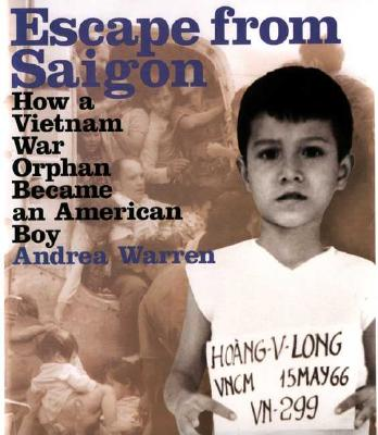 Escape from Saigon Cover