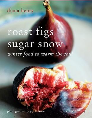 Roast Figs Sugar Snow Cover