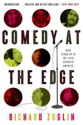 Cover for Comedy at the Edge