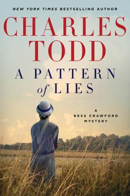 A Pattern of Lies: A Bess Crawford Mystery (Bess Crawford Mysteries #7) Cover Image