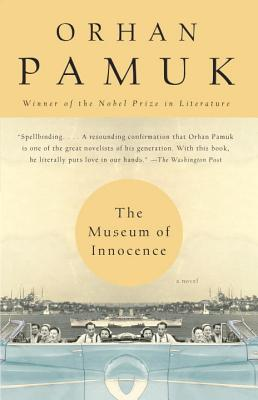 The Museum of Innocence Cover