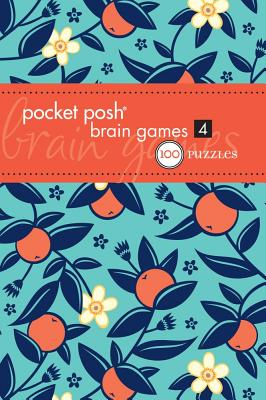 Cover for Pocket Posh Brain Games 4