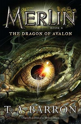 The Dragon of Avalon: Book 6 (Merlin Saga #6) Cover Image