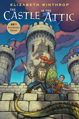 Cover for The Castle in the Attic (35th Anniversary Edition)