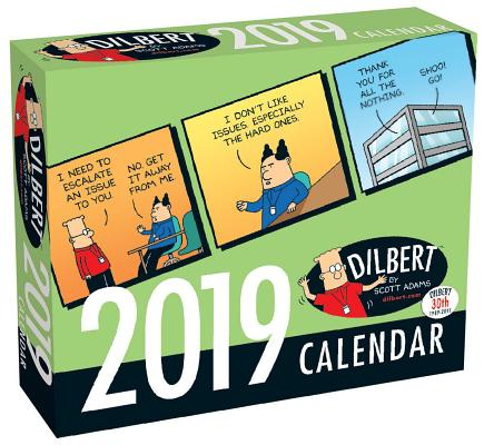 Dilbert 2019 Day-to-Day Calendar Cover Image