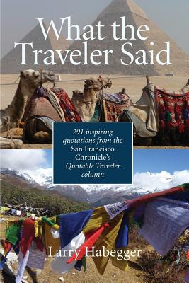 What the Traveler Said Cover