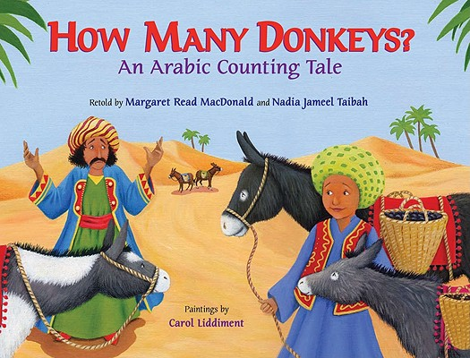 How Many Donkeys? Cover
