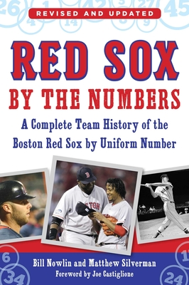 Cover for Red Sox by the Numbers