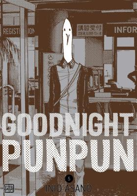 Goodnight Punpun, Vol. 5 Cover Image