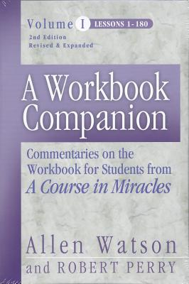 A Workbook Companion Lessons 1-180 Cover
