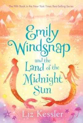 Emily Windsnap and the Land of the Midnight Sun Cover