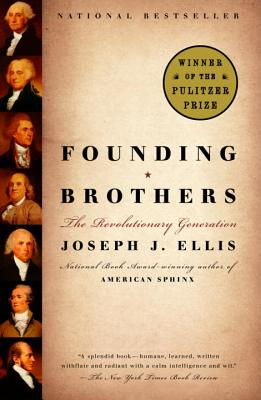 Founding Brothers Joseph J. Ellis