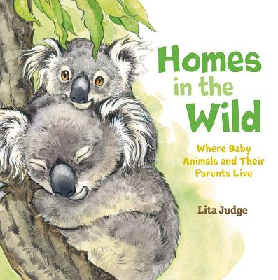 Cover for Homes in the Wild