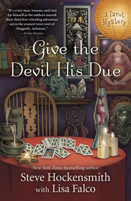 Give the Devil His Due Cover Image