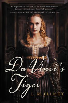 Da Vinci's Tiger Cover Image