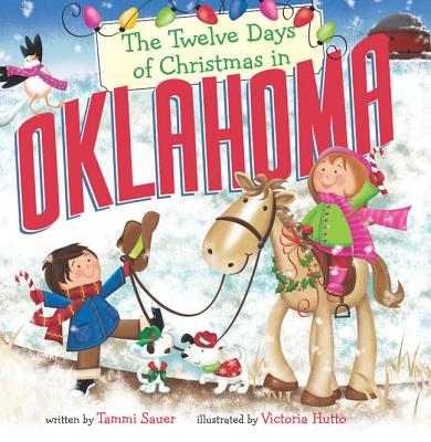 The Twelve Days of Christmas in Oklahoma Cover