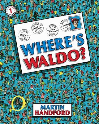Where's Waldo? (Where's Waldo? (Pb) #1) Cover Image