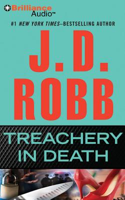 Treachery in Death Cover Image