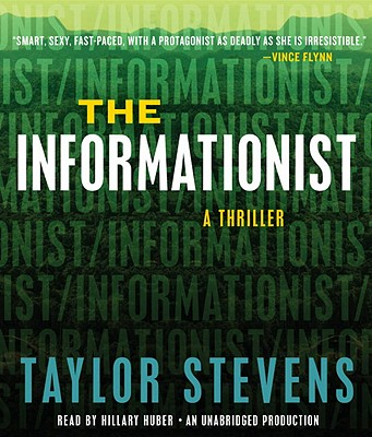 The Informationist: A Thriller Cover Image