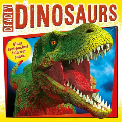 My Book of Deadly Dinosaurs Cover Image