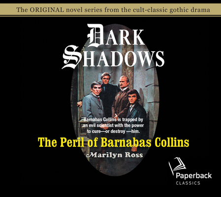 The Peril of Barnabas Collins (Dark Shadows #12) Cover Image