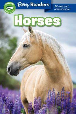 Ripley Readers LEVEL 2 Horses Cover Image