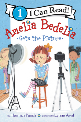 Amelia Bedelia Gets the Picture (I Can Read Level 1) Cover Image