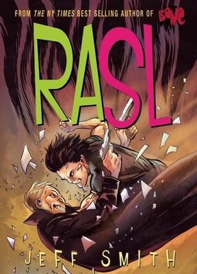 RASL Pocket Book One Cover Image