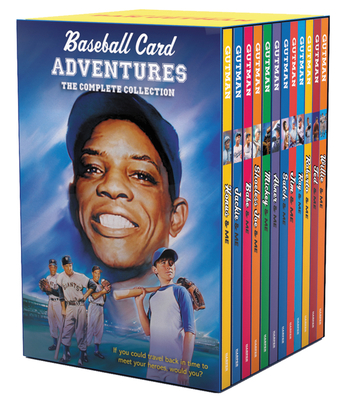 Baseball Card Adventures 12-Book Box Set: All 12 Paperbacks in the Bestselling Baseball Card Adventures Series! Cover Image