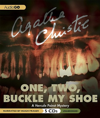 One, Two, Buckle My Shoe: A Hercule Poirot Mystery Cover Image