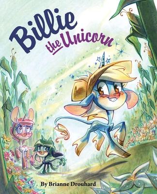 Billie the Unicorn Cover