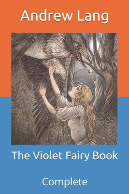 The Violet Fairy Book: Complete Cover Image