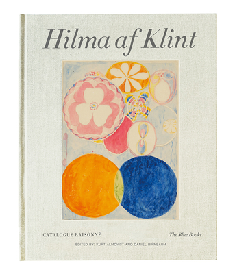 Hilma AF Klint: The Blue Books: Catalogue Raisonné Volume III Cover Image