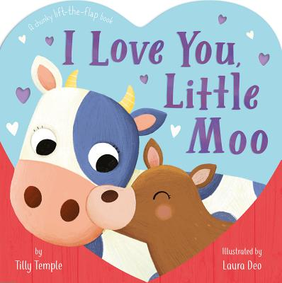 I Love You, Little Moo Cover Image
