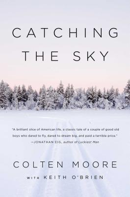 Catching the Sky Cover