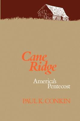 Cane Ridge: America's Pentecost (Curti Lecture Series) Cover Image