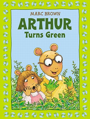 Arthur Turns Green Cover