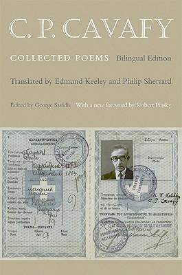C. P. Cavafy Cover