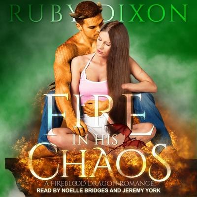 Fire in His Chaos Lib/E Cover Image