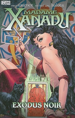 Cover for Madame Xanadu Vol. 2